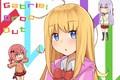 Picture anime, red, bat, tenshi, redhead, angel, demon, girl, blonde, Gabriel DropOut, bishojo, devil, akuma, red ...