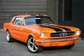 Picture Mustang, Ford, wheels, style, 1965, with, Bullitt, Customized