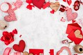 Picture love, romance, hearts, red, love, romantic, hearts, Valentine's Day, gift, decoration