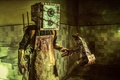 Picture The Keeper, blood, evil, The Evil Within, Evil Within, assassin, survival horror, head of a ...
