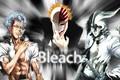Picture Bleach, guys, collage, art, Bleach