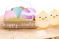 Picture spring, Easter, Easter, eggs, chickens, happy, holiday, eggs
